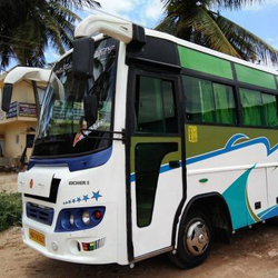 mini bus ac in trichy
